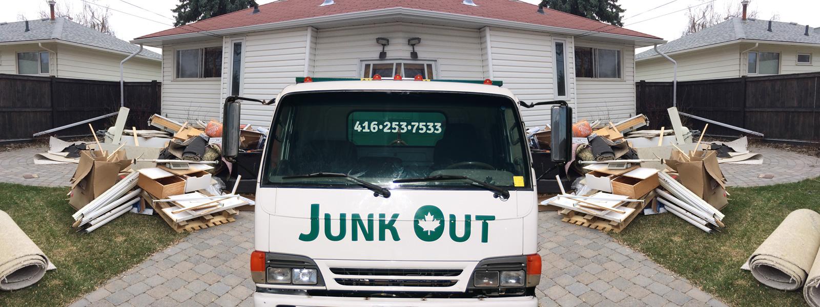 junk removal Oakville